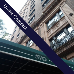 590 West End Ave., New York, New York 10024, 1 Bedroom Bedrooms, ,1 BathroomBathrooms,Apartment,For Sale,West End Ave.,1008